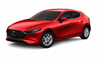 2020 Mazda 3 BP2H7A G20 SKYACTIV-Drive Pure 6 Speed Sports Automatic Hatchback.