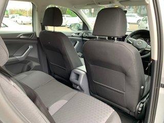 2020 Volkswagen T-Cross C1 MY21 85TSI DSG FWD Life Silver 7 Speed Sports Automatic Dual Clutch Wagon