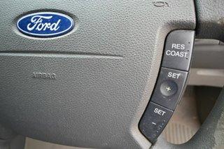 2005 Ford Falcon BF Futura White 4 Speed Auto Seq Sportshift Wagon