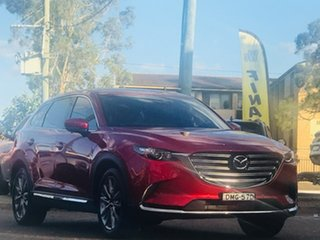 2017 Mazda CX-9 TC GT SKYACTIV-Drive Red 6 Speed Sports Automatic Wagon