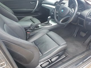 2009 BMW 125i E82 125i Silver 6 Speed Automatic Coupe