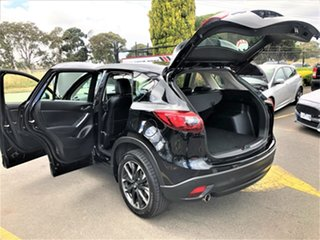 2015 Mazda CX-5 KE1022 Akera SKYACTIV-Drive AWD Black 6 Speed Sports Automatic Wagon