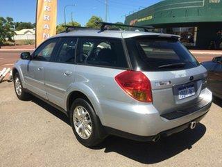 2005 Subaru Outback MY05 2.5i AWD Silver 4 Speed Auto Elec Sportshift Wagon