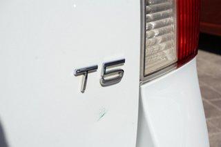 2011 Volvo V50 MY11 T5 S White 5 Speed Sports Automatic Wagon