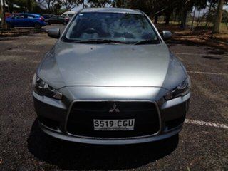 2014 Mitsubishi Lancer CJ MY14.5 ES Sport Grey 6 Speed Constant Variable Sedan.