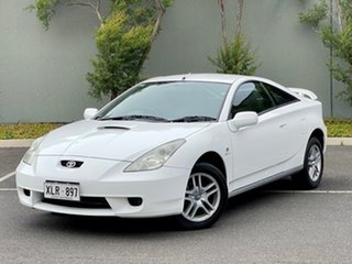 2001 Toyota Celica ZZT231R SX White 6 Speed Manual Liftback.
