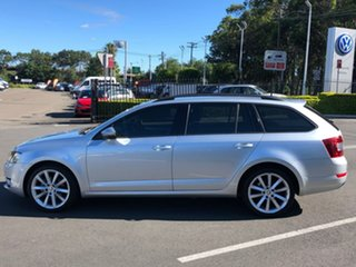 2016 Skoda Octavia NE MY16 Ambition Plus DSG 110TSI Silver 7 Speed Sports Automatic Dual Clutch