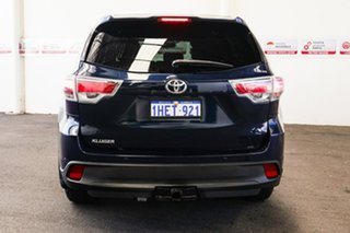 2016 Toyota Kluger GSU50R GX (4x2) Dynamic Blue 6 Speed Automatic Wagon