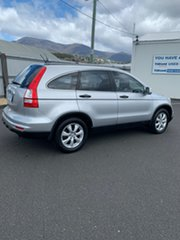 2010 Honda CR-V RE MY2010 Limited Edition 4WD Silver 6 Speed Manual Wagon