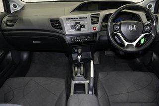 2014 Honda Civic 9th Gen Ser II MY13 VTi-L Gold 5 Speed Sports Automatic Sedan