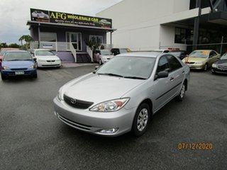 2004 Toyota Camry MCV36R Altise Silver 4 Speed Automatic Sedan.