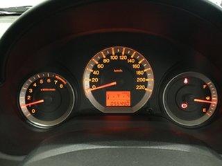 2011 Honda City GM MY11 VTi-L Black 5 Speed Manual Sedan