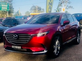 2017 Mazda CX-9 TC GT SKYACTIV-Drive Red 6 Speed Sports Automatic Wagon.