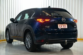 2017 Mazda CX-5 KF4W2A Maxx SKYACTIV-Drive i-ACTIV AWD Sport Blue 6 Speed Sports Automatic Wagon