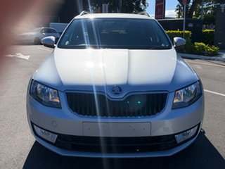 2016 Skoda Octavia NE MY16 Ambition Plus DSG 110TSI Silver 7 Speed Sports Automatic Dual Clutch.