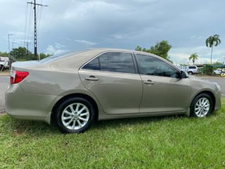 2013 Toyota Camry ASV50R Altise Brown 6 Speed Sports Automatic Sedan