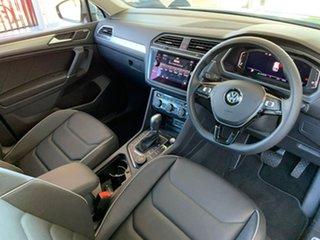 2020 Volkswagen Tiguan 5N MY20 132TSI Comfortline DSG 4MOTION Allspace Silver 7 Speed