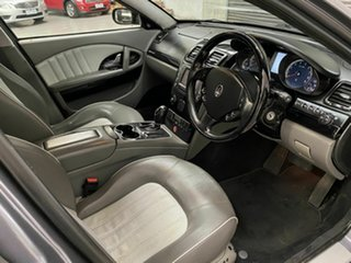 2007 Maserati Quattroporte Executive GT Grey 6 Speed Sports Automatic Sedan