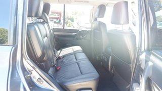 2006 Mitsubishi Pajero NP MY06 Exceed Grey 5 Speed Sports Automatic Wagon