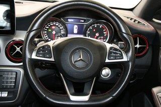 2016 Mercedes-Benz CLA250 Shooting Brake 117 MY17 4Matic Black 7 Speed Auto Dual Clutch Wagon