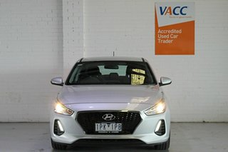 2019 Hyundai i30 PD MY19 Go Silver 6 Speed Sports Automatic Hatchback.