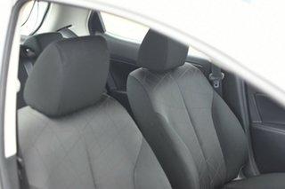 2013 Mazda 2 DE MY13 Neo White 4 Speed Automatic Hatchback