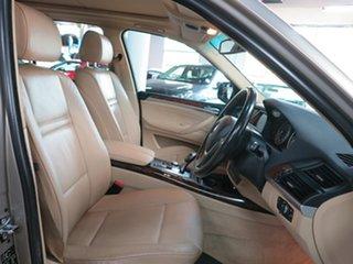 2007 BMW X5 E70 d Steptronic Executive Silver 6 Speed Sports Automatic Wagon