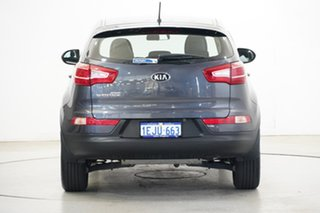 2013 Kia Sportage SL Series II MY13 SI Grey 6 Speed Sports Automatic Wagon