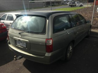 2004 Holden Commodore VY II Acclaim Grey 4 Speed Automatic Wagon.