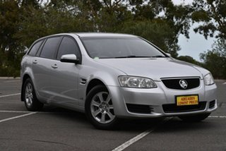 2011 Holden Commodore VE II MY12 Omega Sportwagon Silver 6 Speed Sports Automatic Wagon.