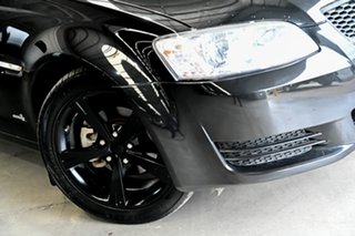 2012 Holden Ute VE II MY12.5 Omega Black 6 Speed Sports Automatic Utility.
