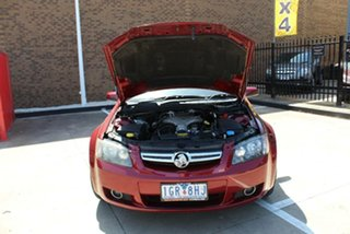 2008 Holden Berlina VE MY08 Dual Fuel Red 4 Speed Automatic Sedan