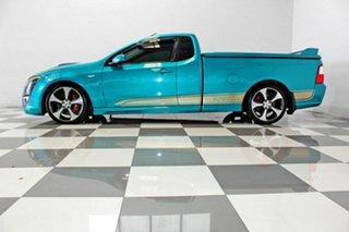 2008 FPV Super Pursuit FG Green 6 Speed Auto Seq Sportshift Utility
