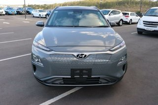 2019 Hyundai Kona OSEV.2 MY20 electric Elite Galactic Grey 1 Speed Reduction Gear Wagon