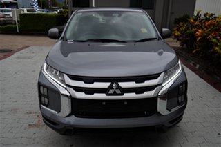 2020 Mitsubishi ASX XD MY21 ES 2WD Titanium Grey 1 Speed Constant Variable Wagon.