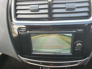 2015 Mitsubishi ASX XB LS Grey Constant Variable Wagon