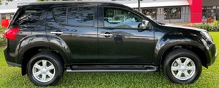 2015 Isuzu MU-X MY15 LS-T Rev-Tronic Black 5 Speed Sports Automatic Wagon.