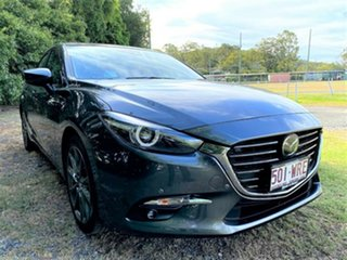 2016 Mazda 3 BM5438 SP25 SKYACTIV-Drive Astina 6 Speed Sports Automatic Hatchback.