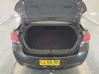2013 Holden Calais VF MY14 Black 6 Speed Sports Automatic Sedan