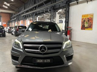 2014 Mercedes-Benz GL-Class X166 GL500 7G-Tronic + Grey 7 Speed Sports Automatic Wagon.