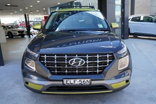 2020 Hyundai Venue ELITE Elite Cosmic Grey 6 Speed Automatic Wagon