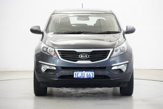 2013 Kia Sportage SL Series II MY13 SI Grey 6 Speed Sports Automatic Wagon.