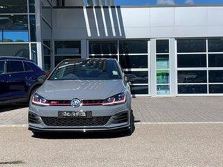 2020 Volkswagen Golf 7.5 MY20 GTI TCR DSG Black 6 Speed Sports Automatic Dual Clutch Hatchback.