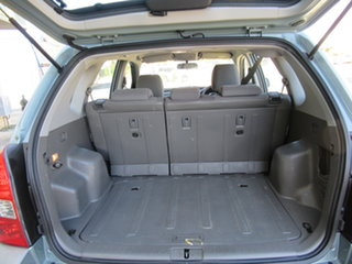 2006 Hyundai Tucson JM City Silver 4 Speed Automatic Wagon