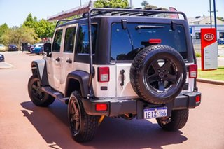 2013 Jeep Wrangler JK MY2013 Unlimited Sport White 6 Speed Manual Softtop.