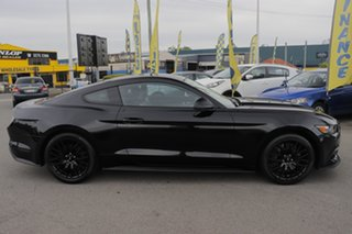 2016 Ford Mustang FM GT Fastback Shadow Black 6 Speed Manual Fastback
