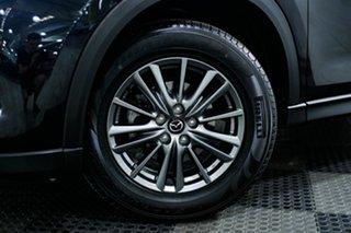 2017 Mazda CX-5 KF2W7A Maxx SKYACTIV-Drive FWD Sport Black 6 Speed Sports Automatic Wagon