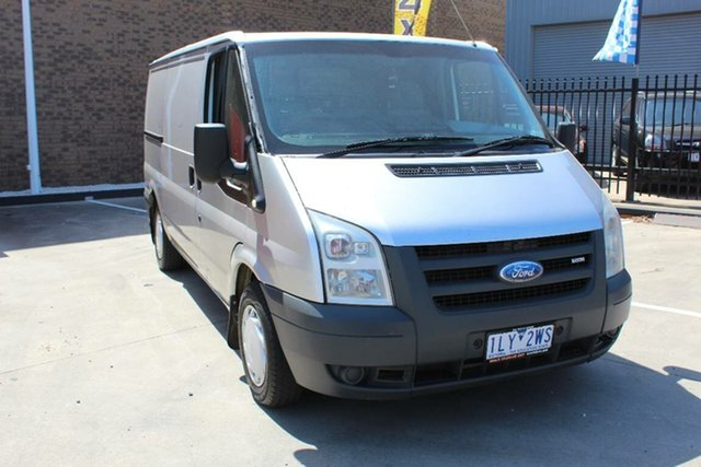 Used Ford Transit VM Low (MWB) Hoppers Crossing, 2008 Ford Transit VM Low (MWB) Silver 5 Speed Manual Van