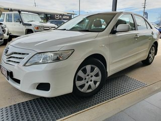 2010 Toyota Camry Altise White 4 Speed Automatic Sedan