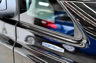 2013 Mercedes-Benz Vito 639 MY11 113CDI Crew Cab Black 5 Speed Automatic Van